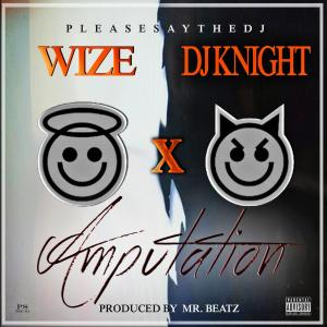 amputation - dj knight x wize