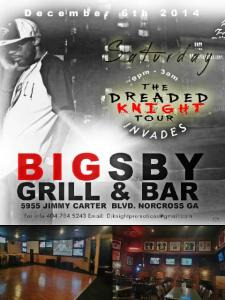 bigsby grill & bar with dj knight