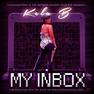 kela B ''My Inbox'' Cover